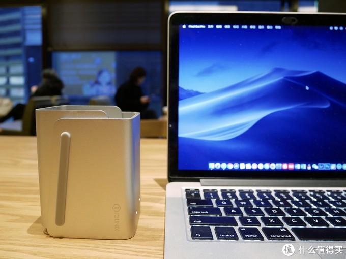 """给你的桌面添点""""铝""""—高颜值铝合金笔筒 iQunix Zelo开箱"""