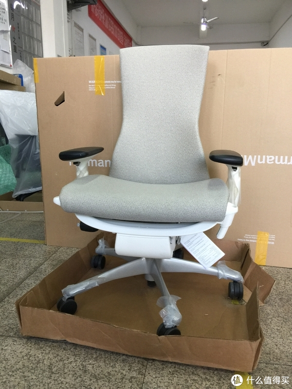 Herman Miller Embody人体工学椅三款面料简单介绍及日常维护