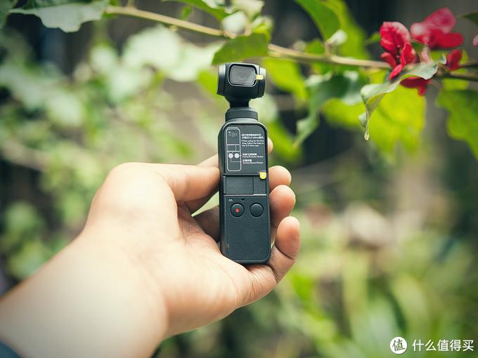 旅行、朋友圈神器:DJI大疆灵眸 Osmo Pocket云台相机评测