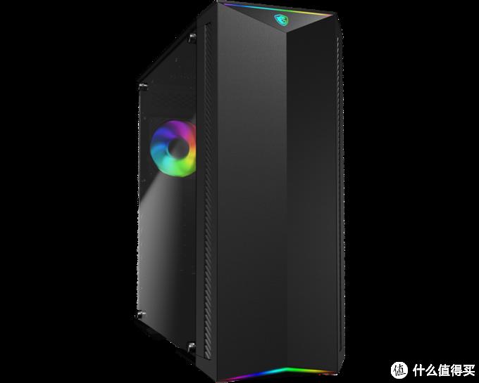 """光线追踪主机:msi 微星 发布 Infinite S""""无烬""""台式机电脑"""