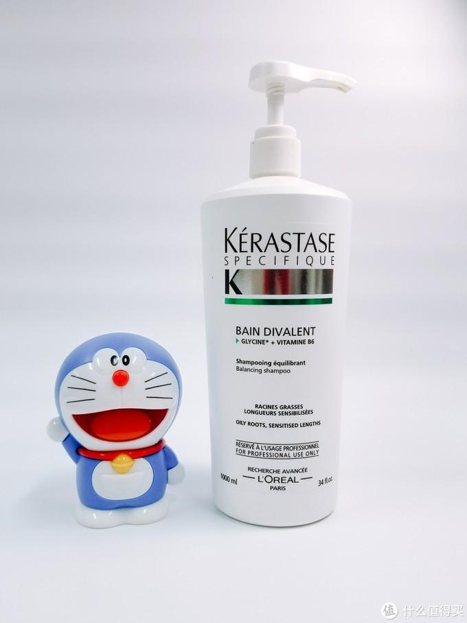 卡诗双重功能洗发水(油性头皮干性头发)