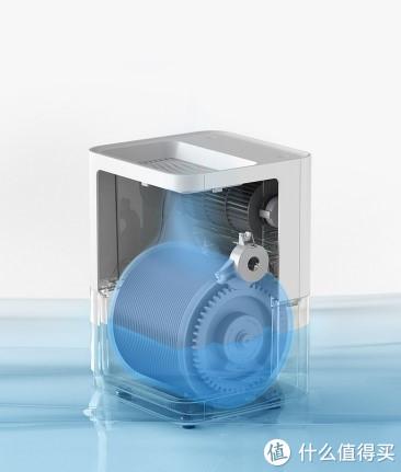 智米纯净型加湿器使用体验:无感湿润,使用方便