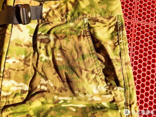迷彩时尚范,通勤战术裤—MONTECH蒙特罗单导户外迷彩裤测评