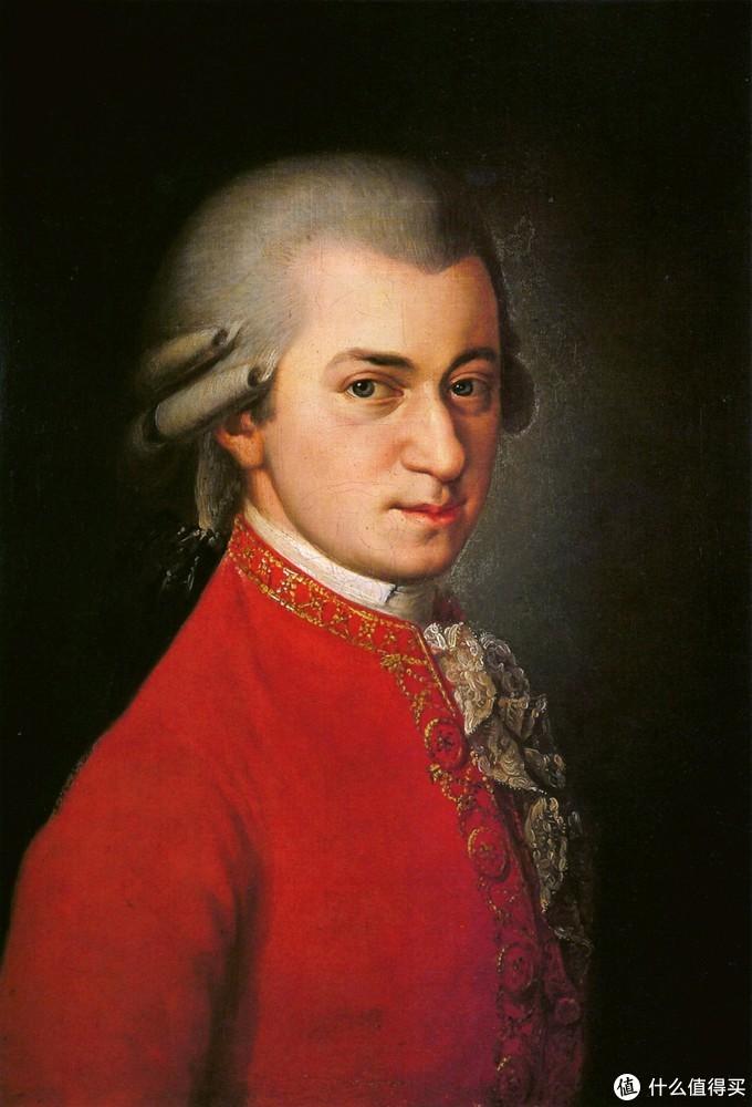沃尔夫冈·阿玛多伊斯·莫扎特(Wolfgang Amadeus Mozart,1756.1.27-1791.12.5)