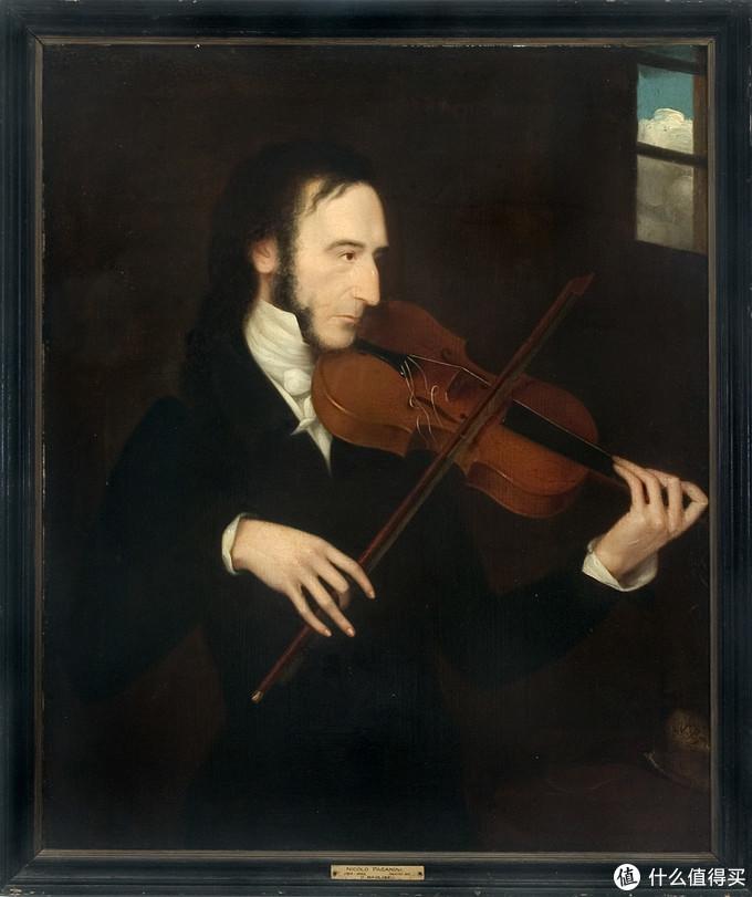 尼科罗·帕格尼尼(Niccolò Paganini ,1782.10.27-1840.5.27)