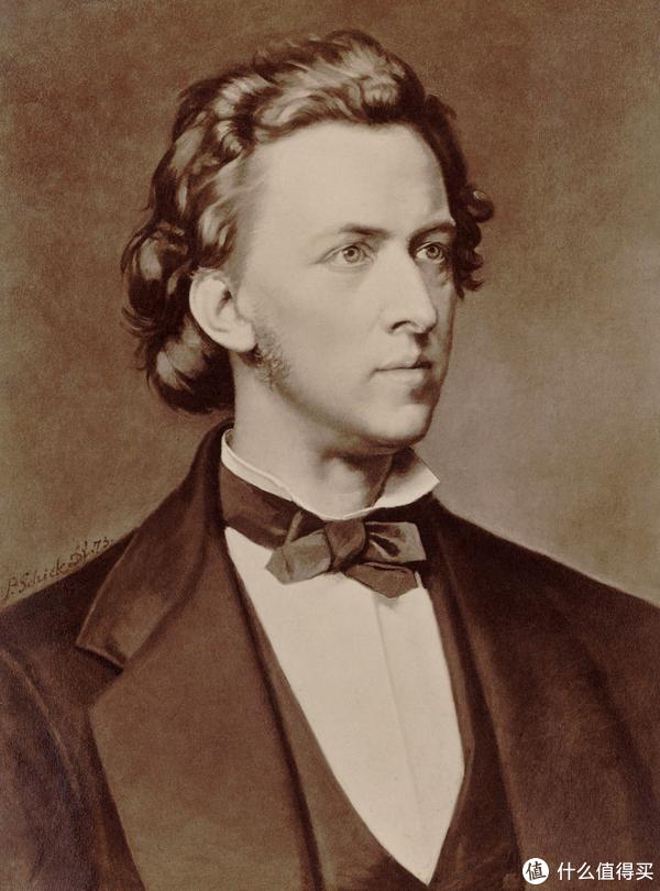 弗里德里克·肖邦(Frédéric Chopin,1810.3.1-1849.10.17)