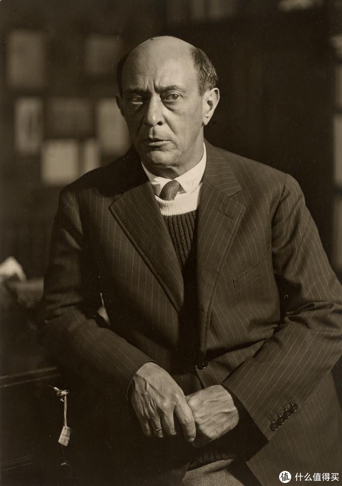 阿诺尔德·勋伯格(Arnold Schönberg,1874.9.13–1951.7.13)