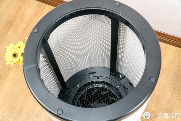 天猫精灵,打开空气净化器!森晨KJ600F-S60空气净化器 深度评测