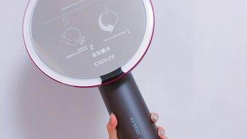 AMIRO LED化妆镜使用总结(系列|按钮)