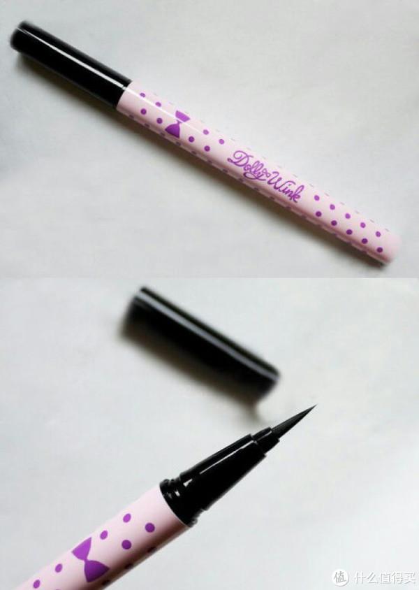 给你一支不会晕染的眼线笔,可好?—6款开架眼线笔大比拼