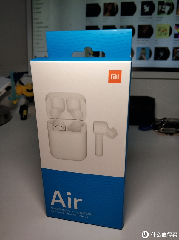 【这个Air不够香】小米 Air 真无线蓝牙耳机简单开箱测评