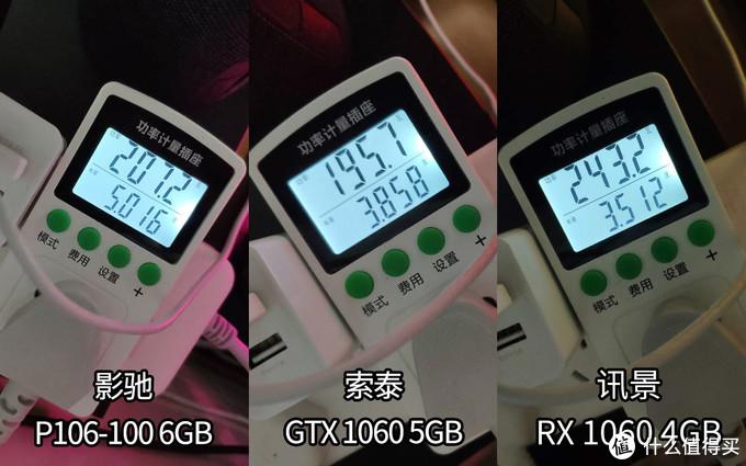 400元矿卡大战!P106破解GTX1066,RX470强刷RX570