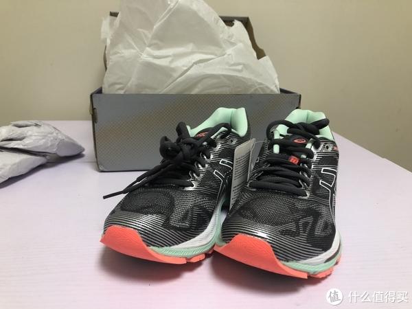 Asics 亚瑟士 Gel-Nimbus 19 跑鞋开箱(顺带浅谈一下Gel-Nimbus 21)