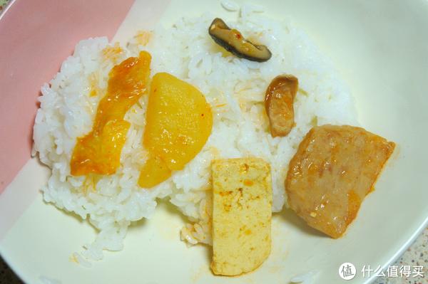 """好吃的扣肉、极好吃的米饭和难吃的""""部队锅"""" — 点评下最近尝试的几款方便菜"""
