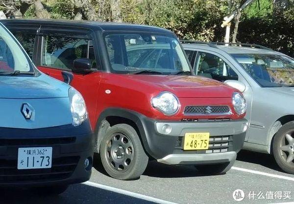 东京街头观察·其二:性能已死,K-Car当立