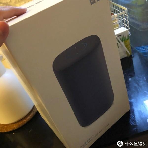 一个开箱—小爱音响HD到底值不值得买?