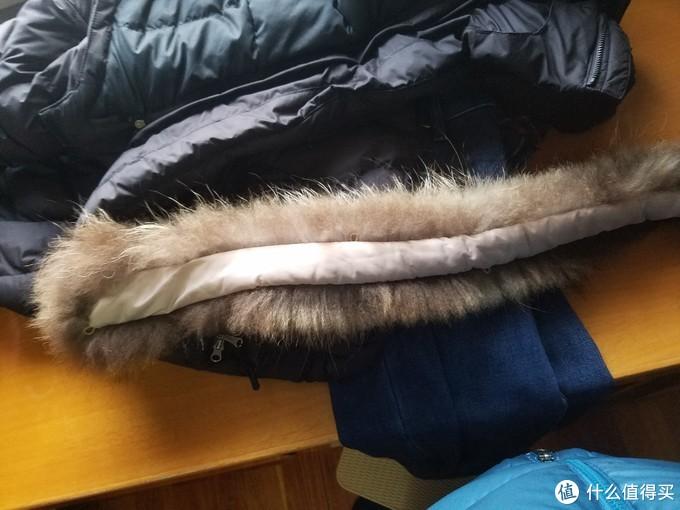 讲讲我的羽绒服—篇三 土拨鼠女士长款700蓬羽绒服78570