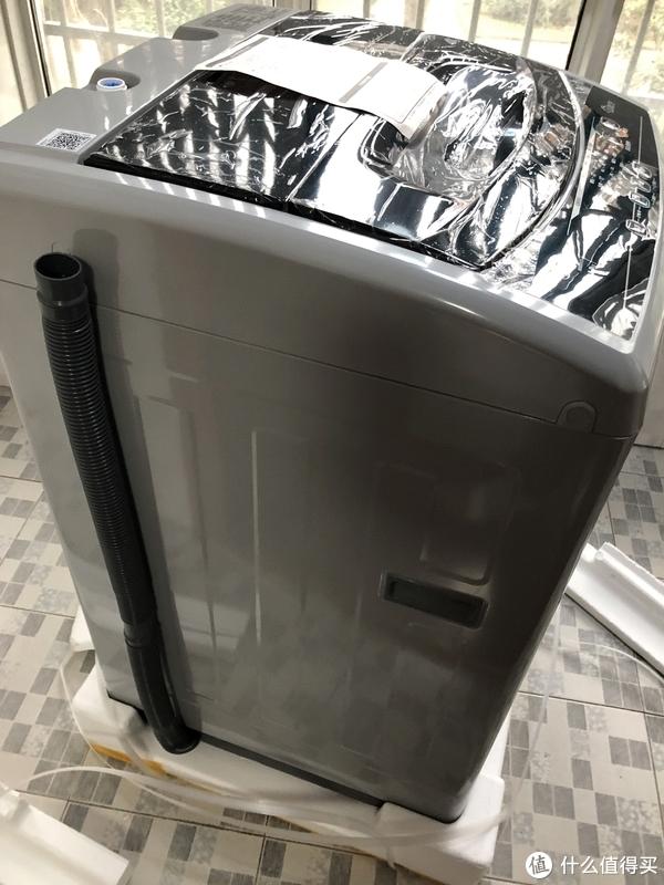 864元买到美的8公斤全自动洗衣机MB80V31及使用感受