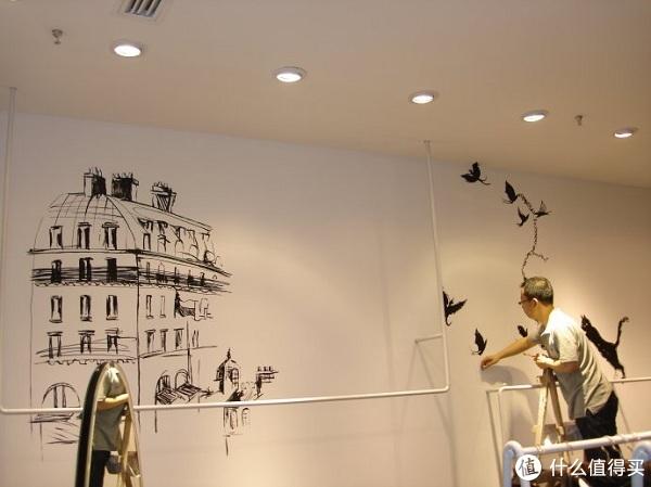 家装墙绘一般用什么材料?墙绘装修注意事项须知