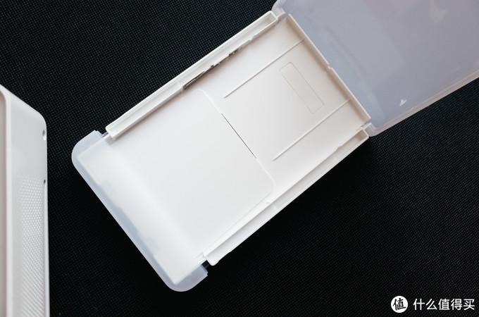 打开相纸盒