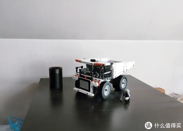 """年轻人的第一辆""""玩具车""""!米兔积木矿山卡车入手小记"""