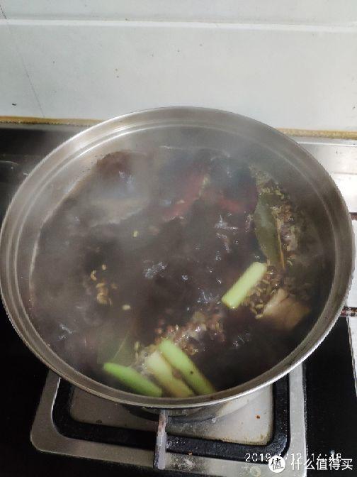 恒都牛腱子烹饪展示