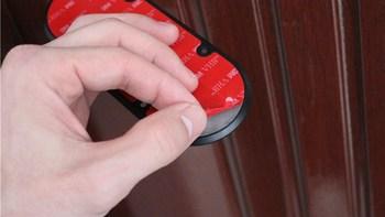 360 D819 智能可视门铃使用体验(安装|连接|操作|技术|功能)