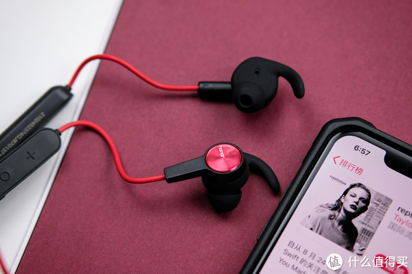 健身运动防水防汗入门级蓝牙耳机:荣耀运动蓝牙耳机xSport AM61