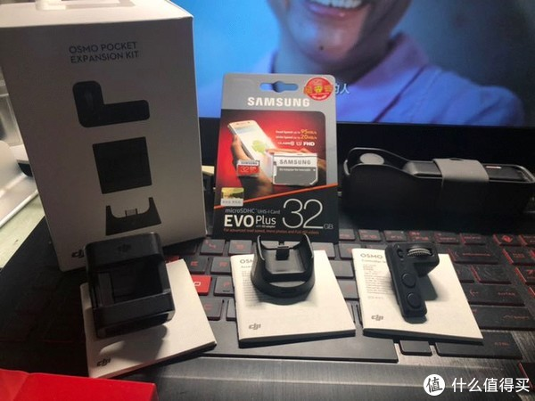 必买配件?OSMO POCKET配件套装简单开箱