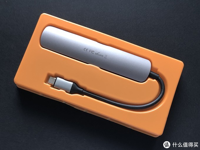 HyperDrive HD233B USB-C扩展坞转换器开箱简晒