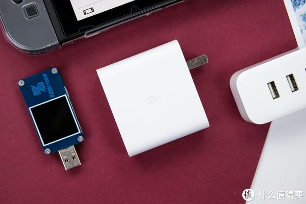 一个就解决手机、笔记本电脑、其他设备的充电需求:ZMI 紫米 HA832 65W快充版充电器