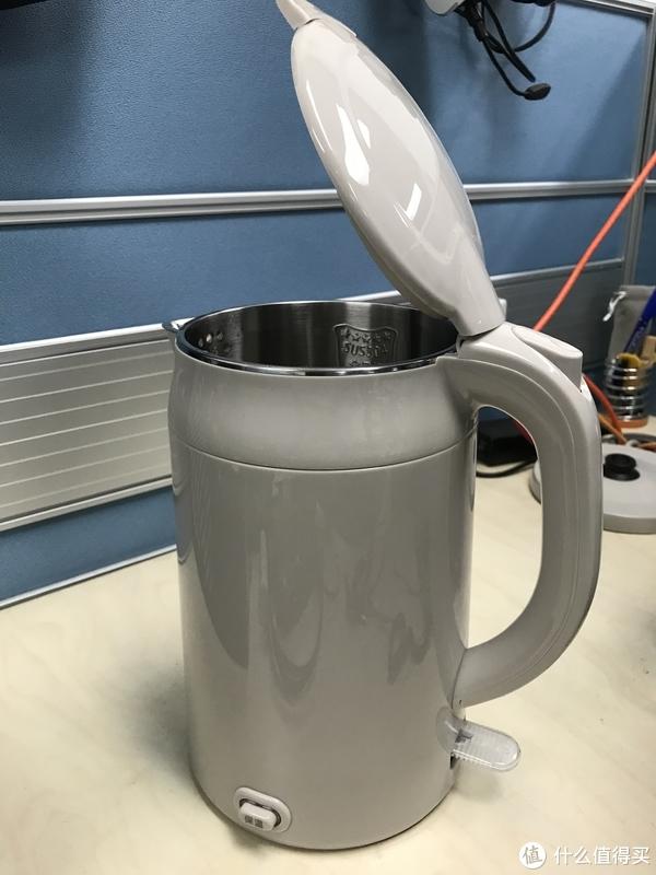 办公室白领必备——网易严选 YCSH17S01-180 电热水壶