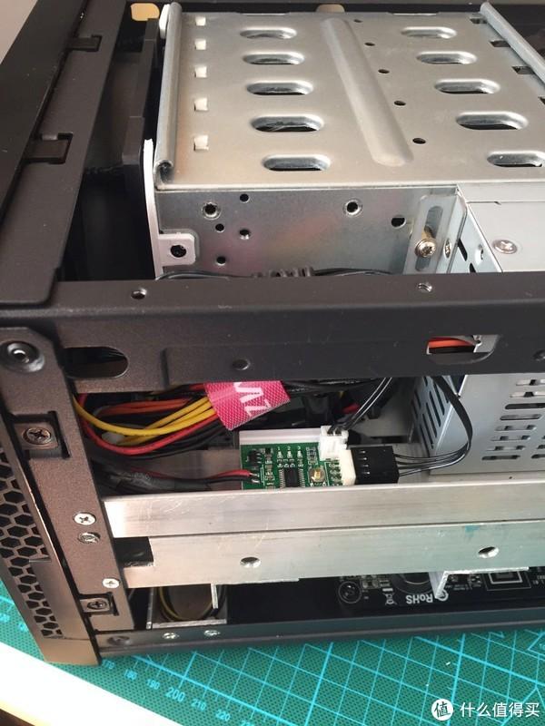 加装温度控制板