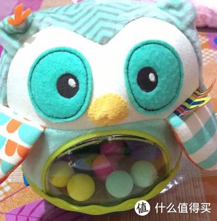 奇皮早教盒里的玩具差点把我家宝宝吓哭了,哈哈
