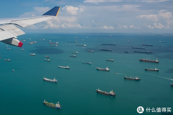 新加坡上空