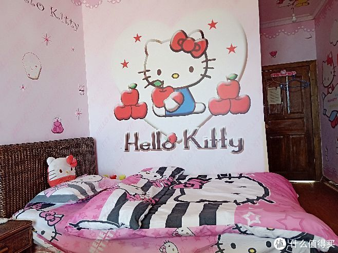 小女生会喜欢这样的房间