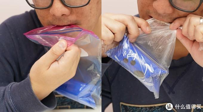 没事儿就盘它!!!测试Ziploc保鲜袋