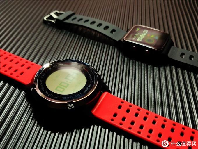 为了健康 两款智能运动手表推荐给您 喜欢哪个只有试过才知道