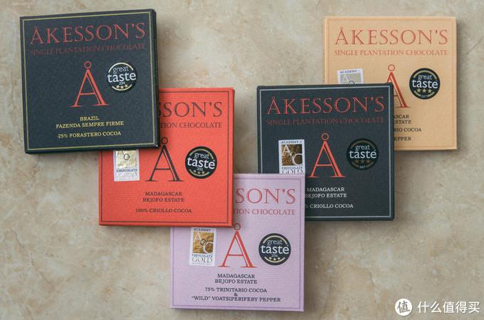 吃货全新的味觉体验—Akesson's黑巧克力