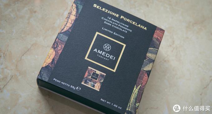 最后还是买了Amedei礼盒送人
