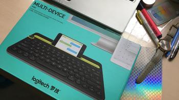 罗技 k480 蓝牙键盘使用总结(优点|缺点)