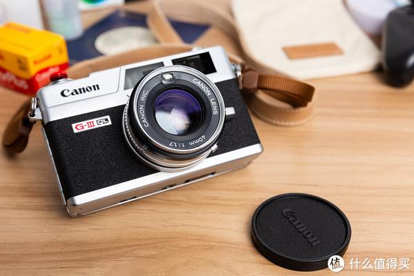 胶片拍私房初体验 佳能Canonet G-III QL17胶片相机开箱简评