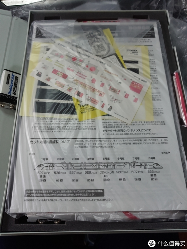 Tomix 98662新干线500系HelloKitty