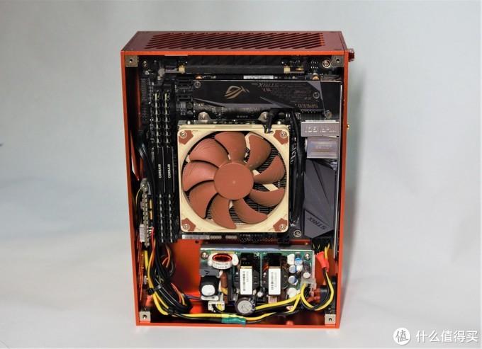 使用这个电源的超小ITX主机