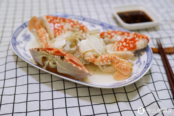 一蟹上桌百味淡—潮菜打冷代表作,冻红蟹零失败做法