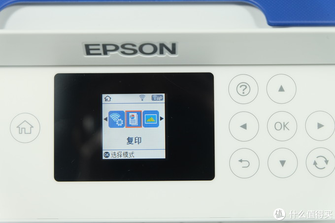 打印  复印 扫描 无线连接 智能化 ,集多种功能于一身的打印机:爱普生墨仓式L4165多功能一体机