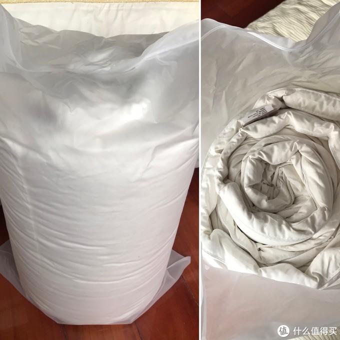 第四层,塑料袋防尘