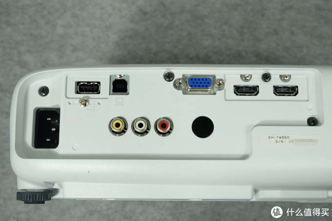 一寸大一寸强:爱普生 EH-TW650 3LCD 投影机晒单