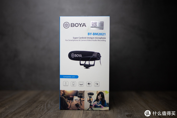 UP主入门的好声音:BOYA 博雅BY-BM2021上手体验