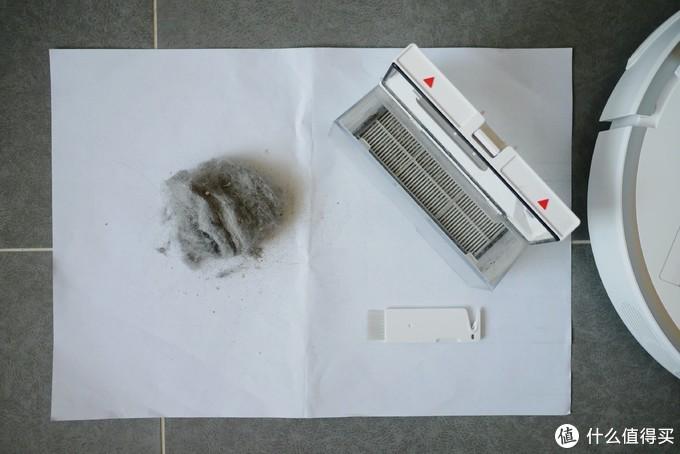 铲屎官的家,每天扫一圈的灰是酱婶儿的(还不包括卧室、卫生间及生活阳台)